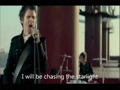 Muse - Starlight lyrics ( video oficial HD)