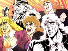 too much speedwagon 《 more like, not ENOUGH speedwagon