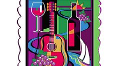 Delta Art & Wine Faire @ Carvalho Family Winery (Clarksburg, CA)