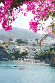 Crete, Greece: http://www.stylemepretty.com/living/2015/11/05/dream-vacation-destinations-to-escape-the-cold/