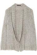 Alexander Wang Chunky open-knit cardigan NET-A-PORTER.COM