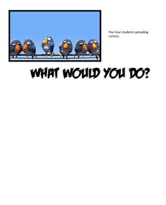 """Companion activity for Pixar's """"For the Birds""""  www.elementaryschoolcounseling.org"""