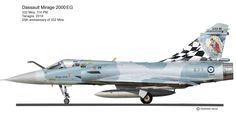 HAF Mirage 2000EG 332SQ 114PM TANAGRA 2014