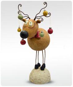 Chicken Lips: Reindeer Round-Up!