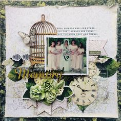 layouts with kaisercraft provincial papers Scrapbook Examples, Scrapbook Layout Sketches, Scrapbook Templates, Scrapbooking Layouts, Vintage Scrapbook, Wedding Scrapbook, Scrapbook Journal, My Scrapbook, Smash Book Pages
