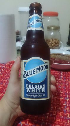 Bluemoon - belgian white