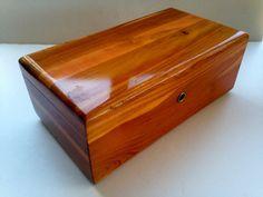 Lane Small Cedar Wooden Hope Chest Furniture by MyChocolatePuppy