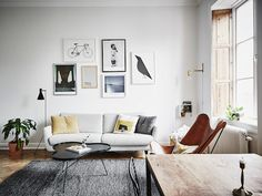 Lighting up time- inspiration from a lovely Swedish home