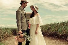 A Vintage-Inspired Outdoor Engagement Shoot in South Cotabato Love Photography, Engagement Shoots, Vintage Inspired, Magazines, Romantic, Outdoor, Inspiration, Ideas, Fashion
