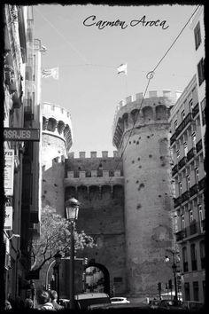 Torres de quart. Valencia