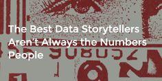 The Best Data Storytellers Aren't Always the Numbers People Data Analytics, Big Data, Harvard, Storytelling, Knowing You, Numbers, Good Things, People, People Illustration