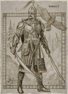 Папсуев, Роман - Сказки Старой Руси (Tales of Old Rus') | 45 фотографий