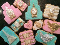 Lorena Rodriguez. Paris cookies