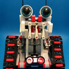 LEGO Mindstorms robots- Znap robot