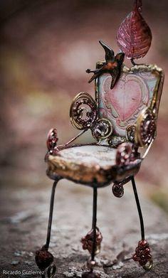 **Fairy Chair - LuxurydotCom - how adorable is this?....
