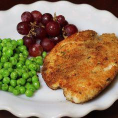 Simple Ranchy Breaded Fish Fillets Recipe Main Dishes with seasoned bread crumbs, ranch dressing, vegetable oil, tilapia fillets, butter Tilapia Recipes, Fish Recipes, Seafood Recipes, Great Recipes, Cooking Recipes, Healthy Recipes, Favorite Recipes, Dinner Recipes, Dressings