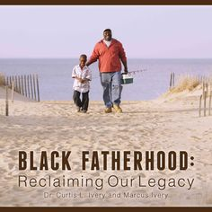 This one of a kind book aims to highlight the importance of being a present father while breaking the stereotype that surrounds Black fatherhood. Written by Dr. Curtis L. Ivery and his son Marcus, the