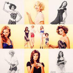 How nice. Desperate Housewives, Best Tv Shows, Favorite Tv Shows, My Favorite Things, Serie M6, Nicollette Sheridan, Superman, Marcia Cross, African American Museum