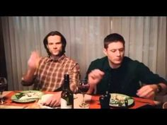 Jared Padalecki-This is what Thanksgiving is like with Jensen Ackles and me - YouTube