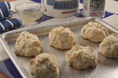 Classic Baking-Powder Biscuits Recipe — Dishmaps