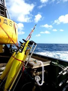 Seaglider deployment in T-minus 90 minutes!