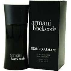 Armani Code by Giorgio Armani is truly a manly scent!!!!