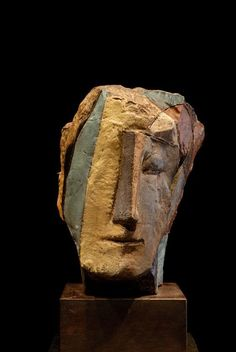 Pablo Picasso Paintings And Releasing Your Inner Picasso – Buy Abstract Art Right Ceramic Sculpture Figurative, Abstract Sculpture, Wood Sculpture, Abstract Art, Abstract Portrait, Sculptures Céramiques, Picasso Paintings, Van Gogh Art, Watercolor Artists