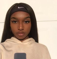 ISEE HAIR Straight Lace Frontal Wigs Human Virgin Hair Wigs Shiny straight hair wig for back girl enjoy discount now Frontal Hairstyles, Baddie Hairstyles, Black Girls Hairstyles, Straight Hairstyles, Funky Hairstyles, Black Girl Makeup Natural, Natural Makeup, Natural Lips, Natural Brown