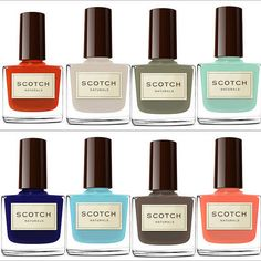 New obsession: Scotch Nail Polish   - beautiful packaging. Vegan friendly & sold at Haunt here in PDX