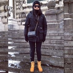 Winter Jackets, Outfits, Fashion, Winter Coats, Moda, Suits, Winter Vest Outfits, Fashion Styles, Fashion Illustrations
