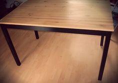 Ingo 375DKK(!) Ikea Dining Table hack