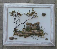 Check out this item in my Etsy shop https://www.etsy.com/listing/385632480/pebble-art-rock-art-pebble-art-family