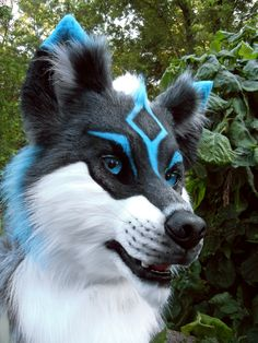 N.Z. Head - by drakonicknight This looks like it took forever -.-; how do you have the patience?!