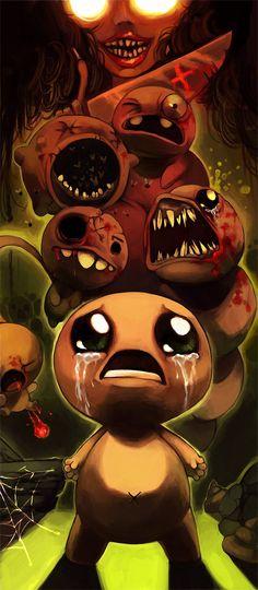 You better run, Isaac.  Art by: Poketix (http://poketix.deviantart.com/)