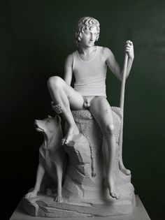 Elmgreen & Dragset, 'Shepherd Boy (Tank top),' 2009, Galleri Nicolai Wallner