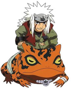 Naruto - Jiraiya SD by klingsi20, via Flickr