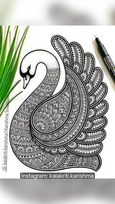 Mandala Art Therapy, Mandala Art Lesson, Mandala Artwork, Doodle Art Drawing, Mandala Drawing, Mandala Sketch, Art Drawings Beautiful, Art Drawings Sketches Simple, Doodle Art Designs