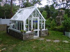small English greenhouses / glasshouses - Victorian greenhouses / glasshouses - traditional - greenhouses - Hartley Botanic Inc.