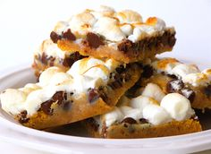 oven baked smores...kill.me.now.#Repin By:Pinterest++ for iPad#