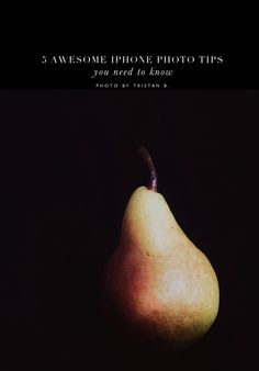 5 awesome iphone photo tips via besotted blog