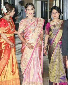 Congratulations Soundarya Rajinikanth And Vishagan Vanangamudi : As They Are Now Man And Wife - HungryBoo Indian Wedding Pictures, Wedding Ceremony Pictures, South Indian Weddings, South Indian Bride, Indian Bridal Outfits, Bridal Dresses, Man And Wife, Indian Wedding Photography, Outdoor Photography