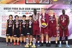 3人対3人で戦うバスケットボール3×3のU-18(18歳以下)アジア選手権が24日までマレーシアで行われ、女子日本代表が大阪の女子…