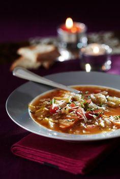 Italialainen vihanneskeitto | Italia | Pirkka #food #vegetarian