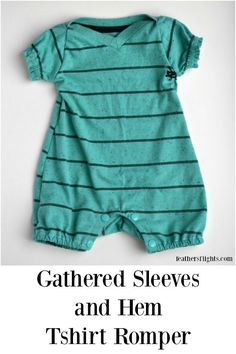7bc74accd 7 Best baby romper pattern free images