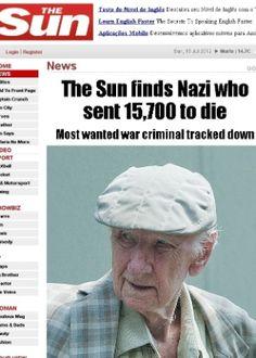 Criminoso nazista mais procurado do mundo pode ter sido achado em Budapeste