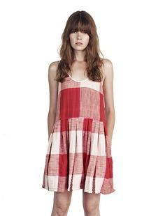 Refinery29 Shops: Ace & Jig Boardwalk Dress - Ace and Jig - Boutiques