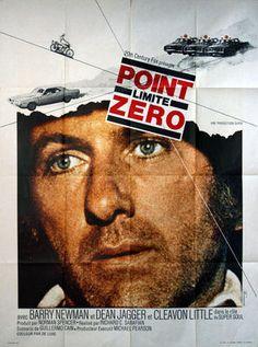 Vanishing Point (1971) Starring Barry Newman as Kowalski