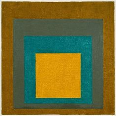 artnet Galleries: Homage to the Square: Elected by Josef Albers from Brooke Alexander Editions