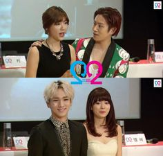 Shinee key yagi alisa We got married Super junior heechul