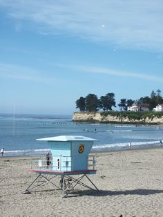 Santa Cruz - my beach growing up
